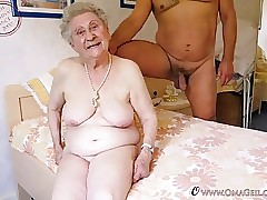 Granny hot videos - house wife sex