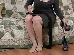 Pantyhose xxx videos - mature mom sex
